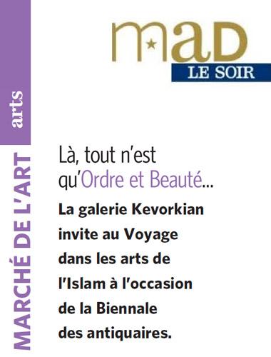 Mad le soir September 2012