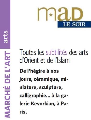 Mad le soir May 2013