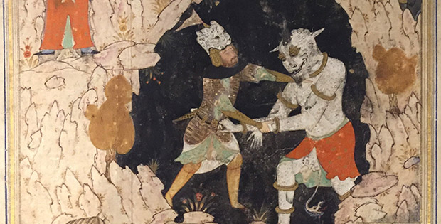 Exposition Kevorkian : Idoles et Créatures Mythiques