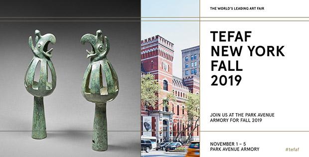 Galerie Kevorkian expose à la TEFAF de New York