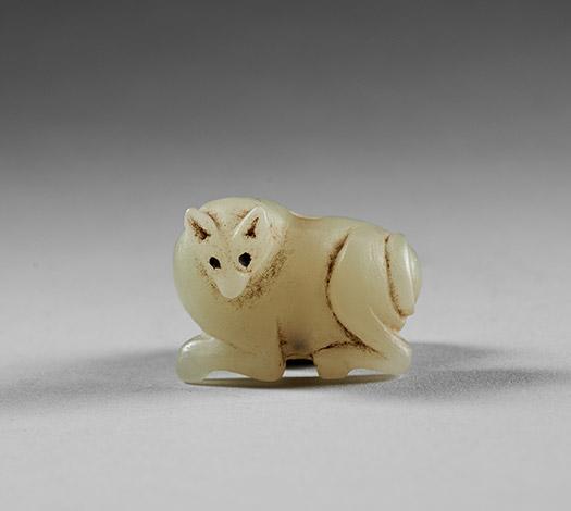Sceau-amulette zoomorphe