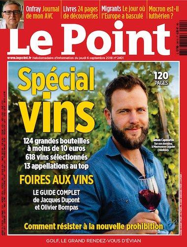 Le Point September 2018