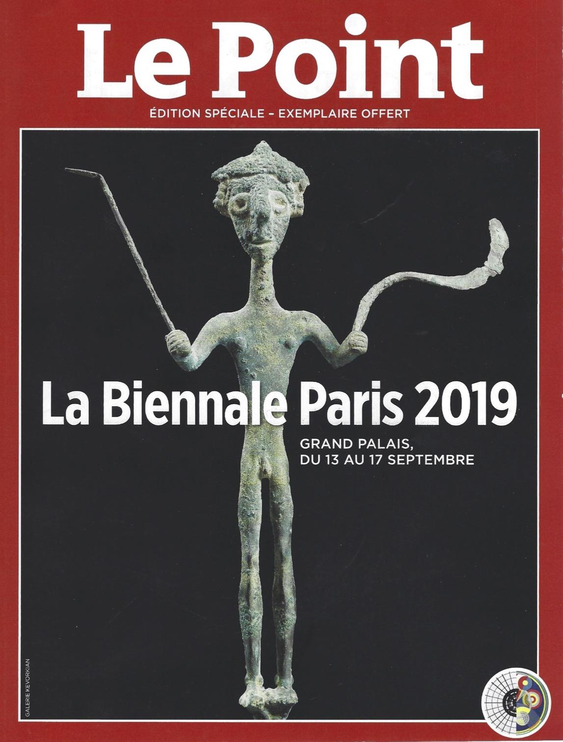 Le Point August 2019