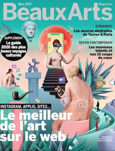 Beaux Arts Magazine March 2020