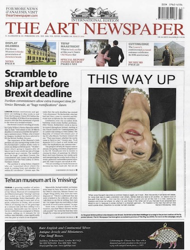 The Art Newspaper March 2019