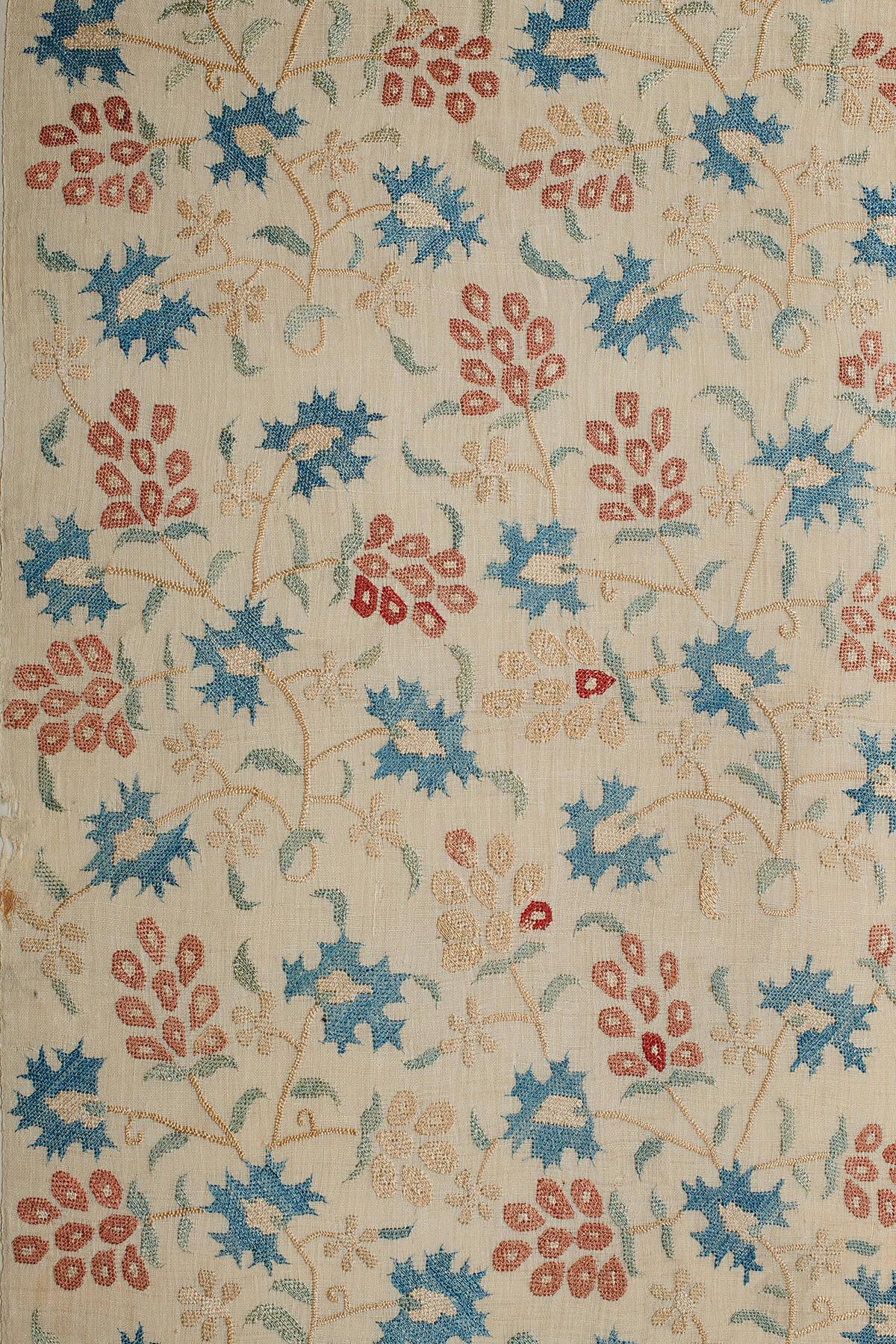Panneau textile ottoman