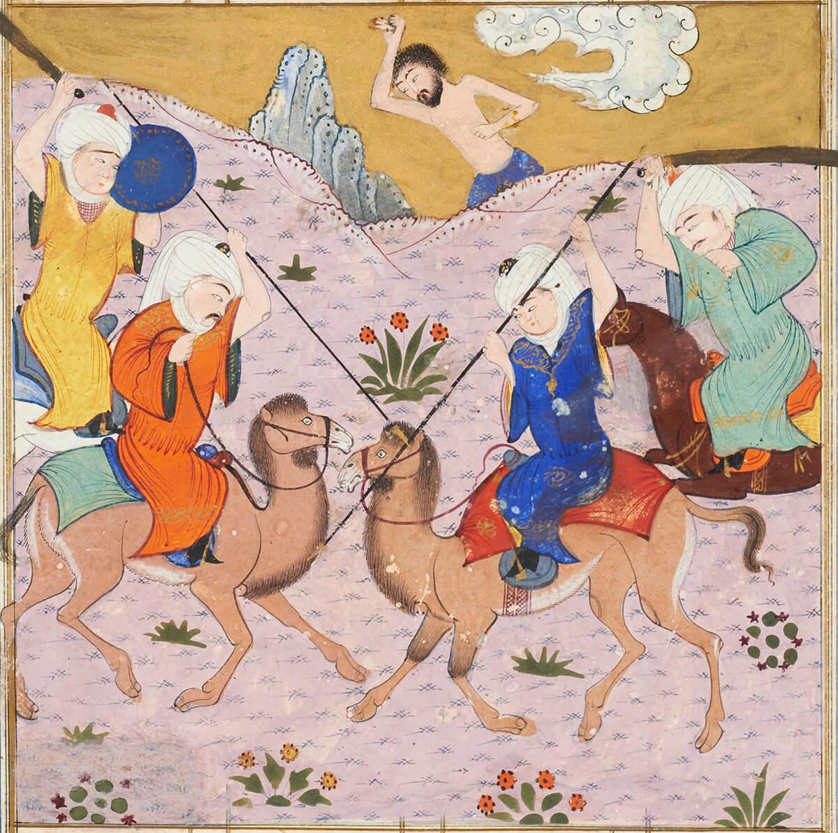 La bataille des clans de Nawfal et de Layla